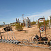 Noah Purifoy Outdoor Desert Art Museum - The Kirby Express (9875)