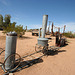 Noah Purifoy Outdoor Desert Art Museum - The Kirby Express (9877)