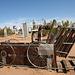 Noah Purifoy Outdoor Desert Art Museum - The Kirby Express (9879)