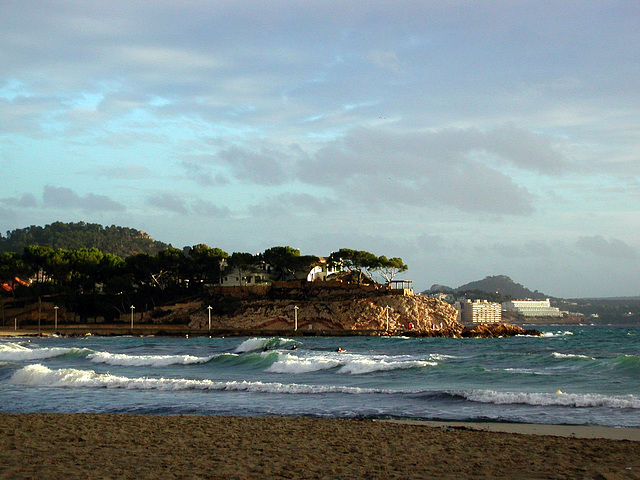 Paguera - Strand 2