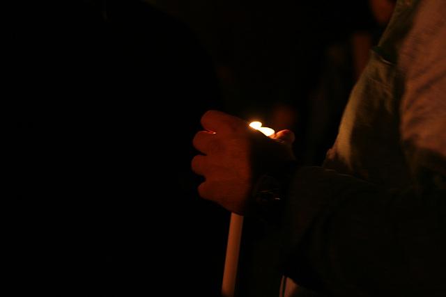 48.CandleVigil.Raise.NLEOM.EStreet.WDC.13May2009