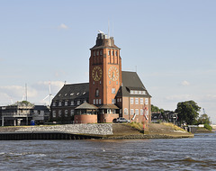 Lotsenhaus Seemannshöft