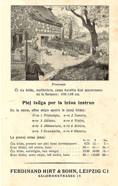 Intua Esperanto