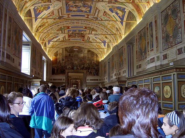Rom, Vatikanische Museen