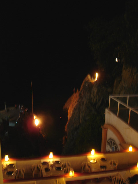 Acapulco, Mexico / 8 février 2011.