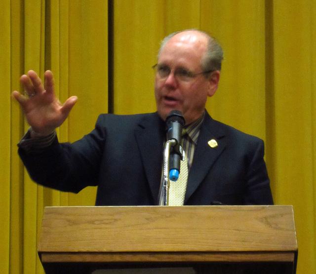 Riverside County Supervisor John Benoit (0072)