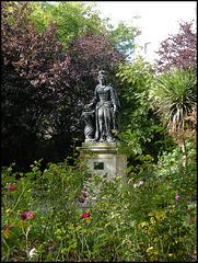 Queen Charlotte garden