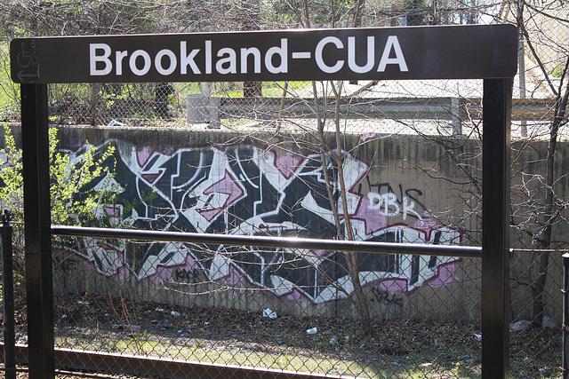 10.GraffitiTagging.WMATA.BrooklandCUA.NE.WDC.6April2011