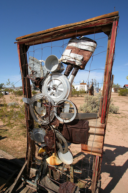 Noah Purifoy Outdoor Desert Art Museum (9908)
