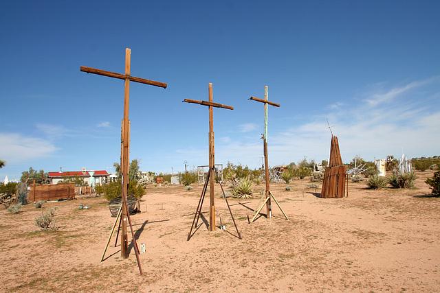 Noah Purifoy Outdoor Desert Art Museum (9909)