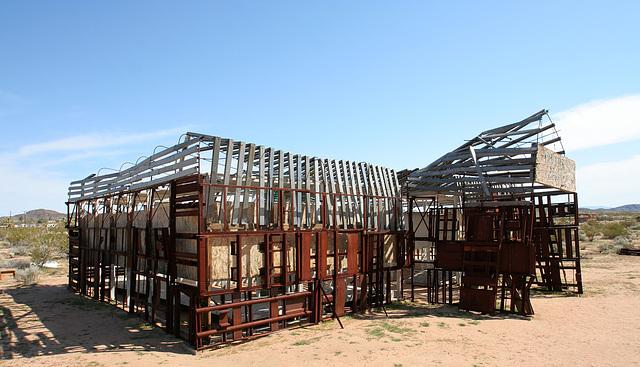 Noah Purifoy Outdoor Desert Art Museum - Theater (9921)