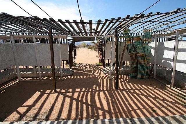 Noah Purifoy Outdoor Desert Art Museum - Theater (9923)