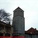 Tower on Vodarenska, Edited Version, Melnik, Bohemia (CZ), 2011