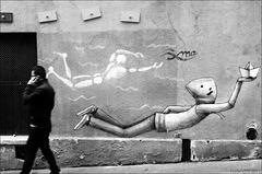 Paris, Tags, Street Art,