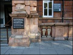 National Hospital pitch