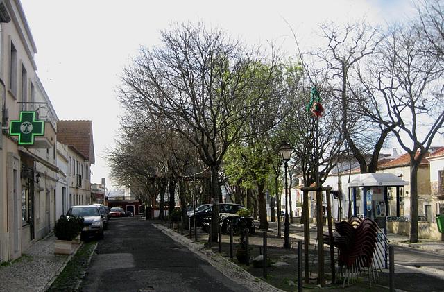 Lisboa, Carnide Square