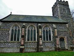 tostock church, suffolk