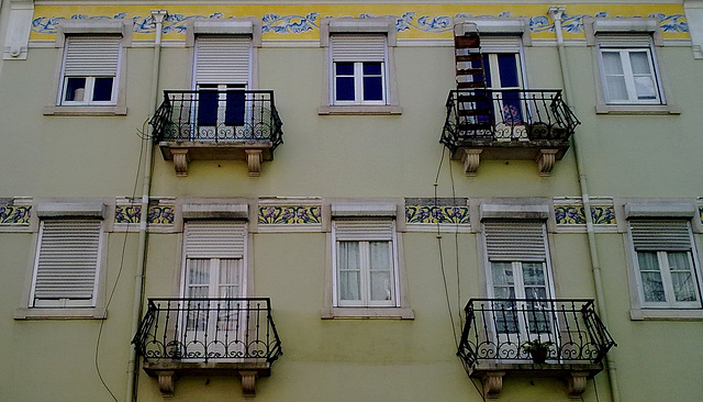 Benfica, old houses (22)