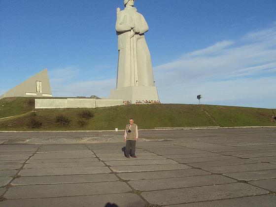 Aljoŝa defendas Murmansk