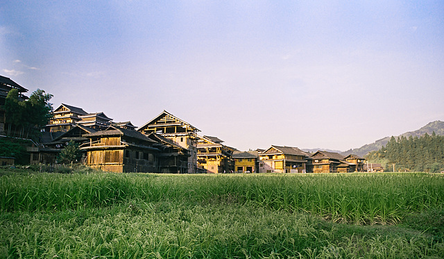 Nine Dong People's Villages