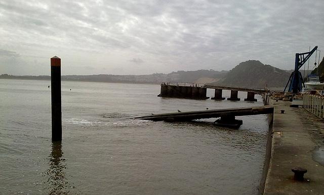 São Martinho do Porto, quay (5)