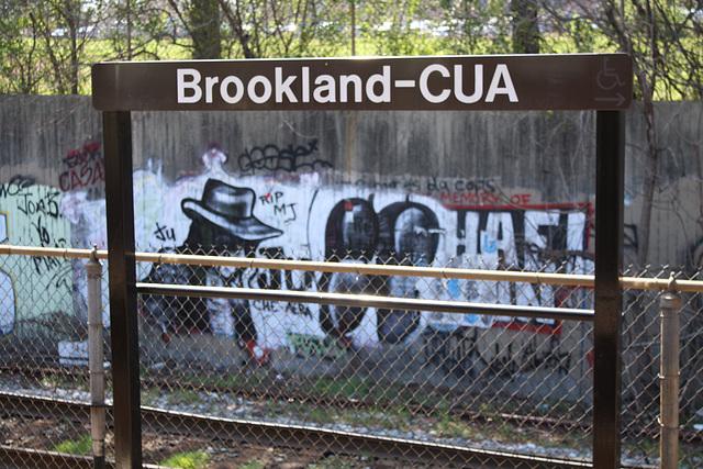 24.GraffitiTagging.WMATA.BrooklandCUA.NE.WDC.6April2011