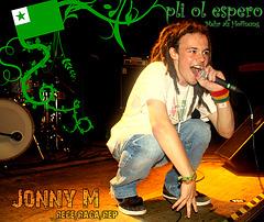 Jonny M- Pli ol Espero