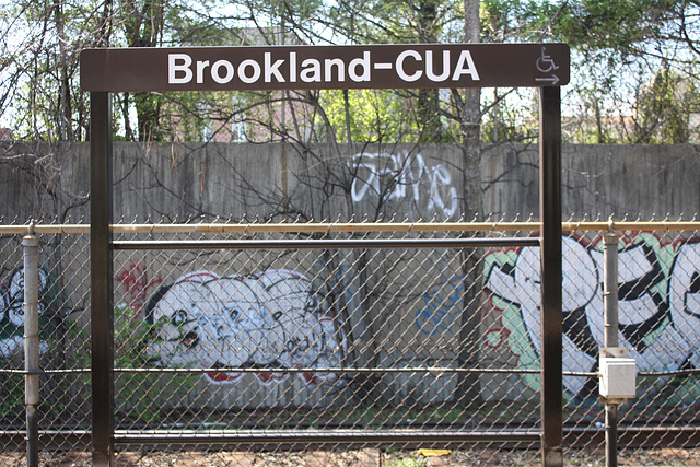 33.GraffitiTagging.WMATA.BrooklandCUA.NE.WDC.6April2011