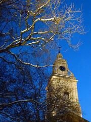 st.john's church, hackney, london