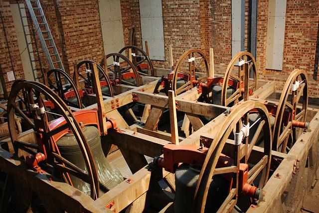 Guildford Cathedral bells
