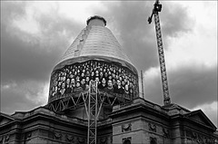 Paris, Pantheon, Refections