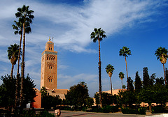 Koutoubia. Marrakech