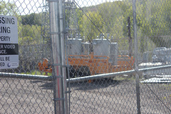 CL&P Equipment Yard - Thomaston, CT