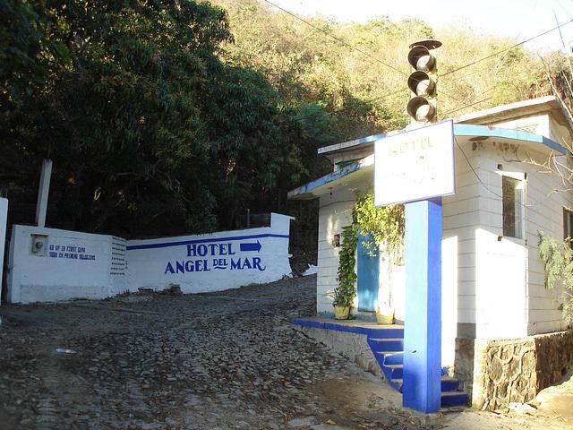 Hotel angel del mar.