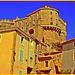 Château de Suze la Rousse en HDR