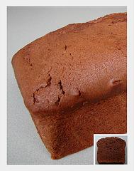 Proefbakken 6: Schokoladen-Gewürz-Kuchenbrot