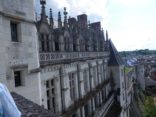 Chateau d'Amboise.