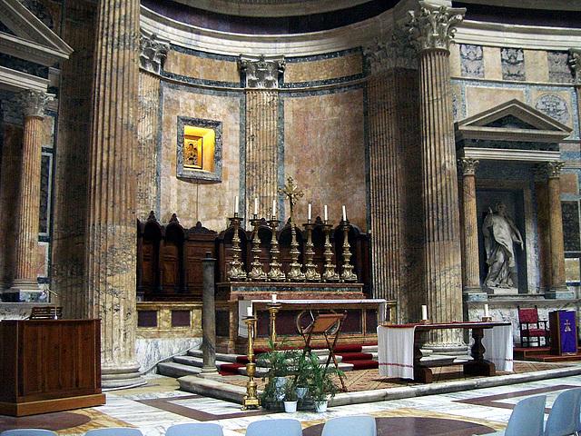 Rom, im Pantheon