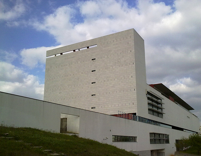 Benfica, Polytechnic Institute of Lisbon, College for Social Communication (1)