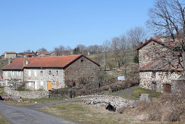 Village de Présailles