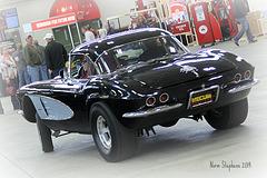 1961 Corvette Gasser