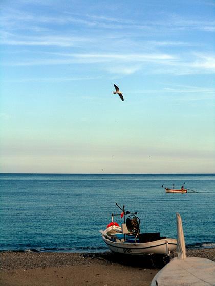 pesca a Noli