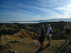 Great Outdoors Hike To The Grottos In Mecca Hills - Contemplation of the Salton Sea