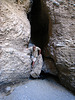 Great Outdoors Hike To The Grottos In Mecca Hills - Grotto #1 (6383)