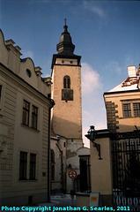 Telc, Picture 28, Edited Version, Kraj Vysocina, Moravia (CZ), 2011