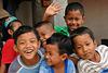 Happy kids in Subagan