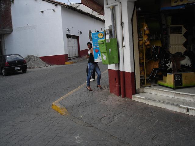 Ixtapan de la sal, Mexico DF. Mexique / 6 avril 2011