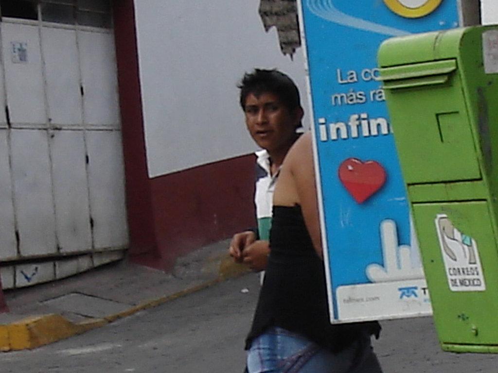 Ixtapan de la sal, Mexico DF. Mexique / 6 avril 2011.