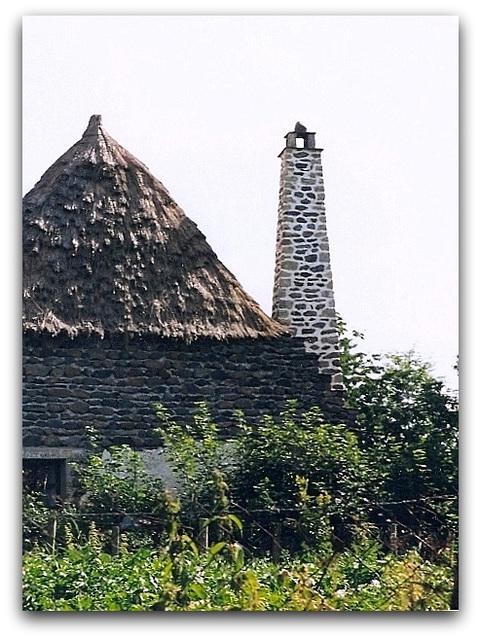 une belle cheminée