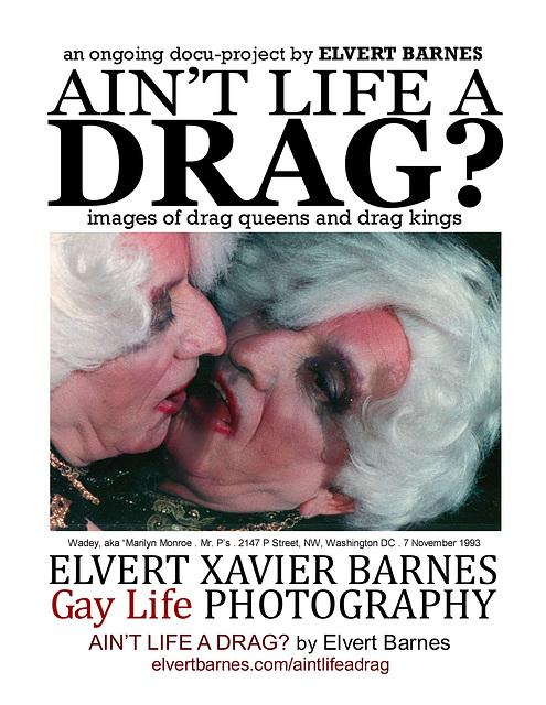 Cover.AintLifeADrag1.ElvertBarnes